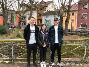 """Das Projekt """"Help The Homeless"""" aus Perl setzt sich für Obdachlose ein - Saarbrücker Zeitung"""