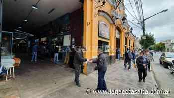 Video: el mercado San Miguel reabrió sus puertas de forma reducida - Actualidad | La Gaceta Salta - La Gaceta de Salta