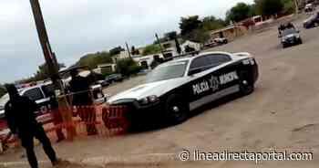 Policías 'sitian' San Miguel para evitar procesiones de fariseos - Linea Directa