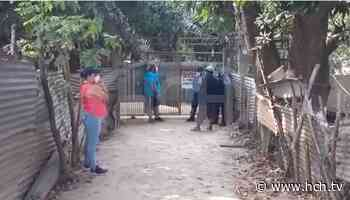 Con un hacha matan a sexagenario en bo. San Miguel, El Progreso - hch.tv