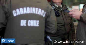 Tres detenidos dejó asalto frustrado a una farmacia en San Miguel - BioBioChile