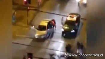 Carabineros frustró asalto nocturno en farmacia de San Miguel: tres detenidos - Cooperativa.cl