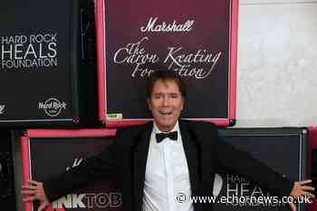 Sir Cliff Richard appears on Gary Barlow's Crooner Sessions - Echo