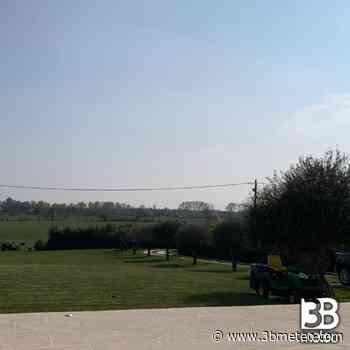 Foto Meteo: Fotosegnalazione Di Rivalta Di Torino - 3bmeteo
