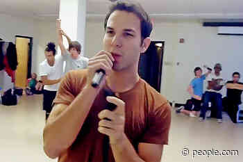 Skylar Astin Shares Throwback Pitch Perfect Rehearsal Video - PEOPLE