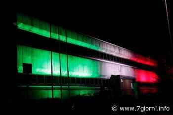 San Giuliano Milanese: il Municipio omaggia il Tricolore - 7giorni