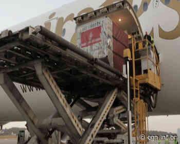 Aeroporto de Guarulhos recebe um milhão de kits de testes rápidos para detecção de COVID-19 - CGN