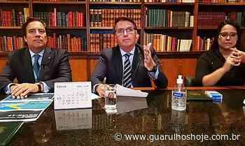 Bolsonaro espera retomada de atividades no país em até quatro meses - Guarulhos Hoje