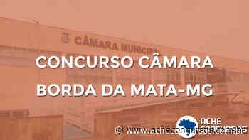 Câmara de Borda da Mata-MG abre concurso para Contador - Ache Concursos