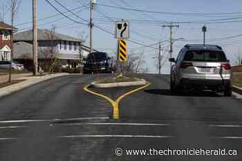ASK YOUR NEIGHBOUR: What's up with those traffic islands in Cole Harbour? - TheChronicleHerald.ca