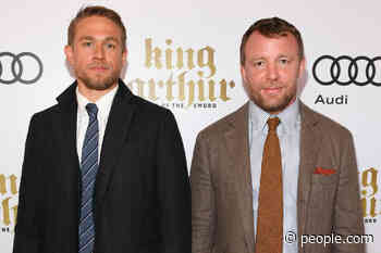 Charlie Hunnam Celebrates 40th Birthday with Sweet Video Tribute from Guy Ritchie — Watch! - PEOPLE