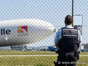 Polizei ahndet Corona-Verstöße aus dem Zeppelin - Heilbronner Stimme