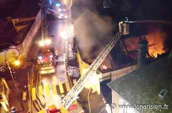 25 maisons évacuées après un incendie à Chaumont-en-Vexin - Le Parisien