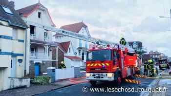 Les pompiers d'Etaples recherchent des bénévoles - Les Echos du Touquet