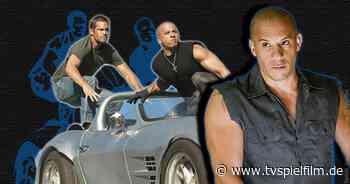 Mit 'Fast & Furious 10' will Vin Diesel Versprechen an Paul Walker einlösen - TV Spielfilm