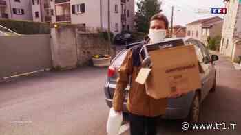 Confinement : Mornant, un village solidaire dans le Rhône - TF1