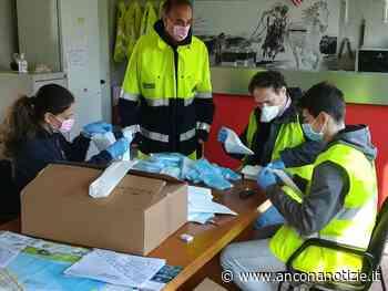 Falconara Marittima, già distribuite in città oltre 8.500 mascherine di protezione - Ancona Notizie