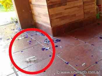 """El """"tira botellas"""" del barrio universidad ataco nuevamente a sus vecinos :: EL HERALDO - Edición digital - elheraldo.com.ar"""