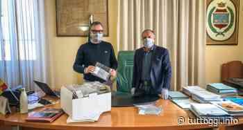 Coronavirus, a San Giustino 16 positivi   Ingram dona 500 mascherine, Kemon i detergenti - TuttOggi