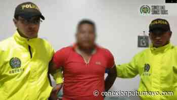 En Puerto Asís cayó sindicado de asesinar a líderes sociales en Putumayo - Conexión Putumayo
