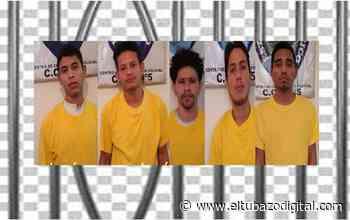 DEJARON EL PELERO / Se fugan cinco detenidos de Poliguárico en Zaraza +FOTOS - El Tubazo Digital
