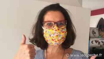 Escalquens. La prof de sports confectionne des masques pour New York - ladepeche.fr