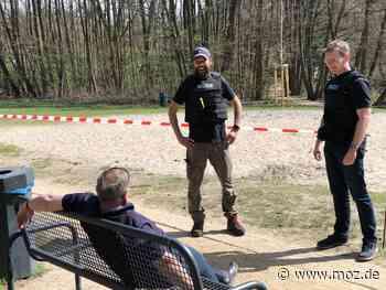 Corona: Rhythmische Sportgymnastik als Ausrede in Birkenwerder - Märkische Onlinezeitung