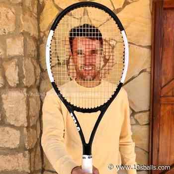 "Noah Rubin's ""Behind The Racquet"" • With • Roberto Bautista Agut   Tennis 10sBalls - 10sBalls"