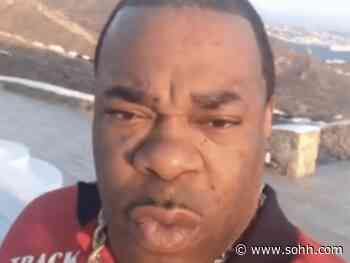 Busta Rhymes' Workout Goals On Display In New Gym Grind Pic – - SOHH