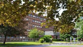 L'hôpital d'Avesnes-sur-Helpe, maillon aussi discret qu'essentiel contre le Covid-19 - La Voix du Nord