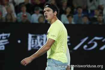 Milos Raonic: 'It would be nice to have US Open and Roland Garros, even if..' - Tennis World USA