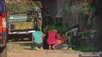 Deja cinco muertos ataque armado en Tarimoro, Guanajuato - Noventa Grados