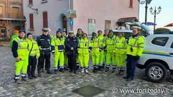 Bertinoro, mascherina per tutti gli abitanti: partita la distribuzione dei volontari della Protezione Civile - ForlìToday