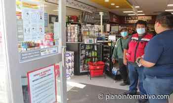 Charcas refuerza medidas de prevención por COVID-19: Antorcha - Plano informativo
