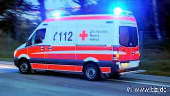 Radfahrer in Waltershausen schwer verletzt - Thüringische Landeszeitung