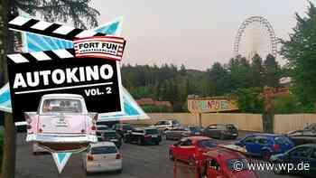 Bestwig: Fort Fun lässt Autokino wieder aufleben - WP News