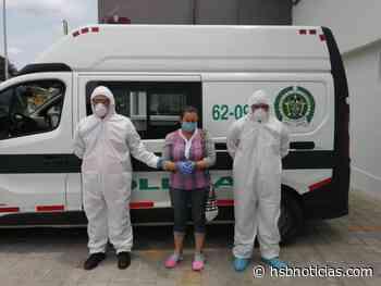Una mujer arrestada en Acacías por salir a la calle con síntomas de coronavirus   HSB Noticias - HSB Noticias