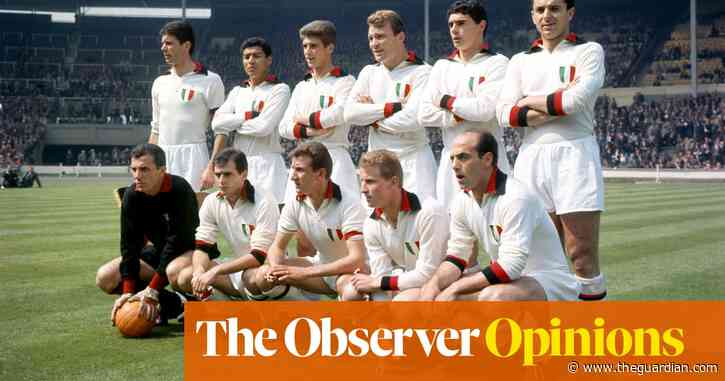 Pivotal Pivatelli: how random events helped elevate two great Milan sides | Jonathan Wilson