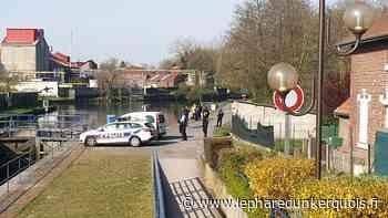 Drame : Un corps repêché près de l'écluse de Saint-Laurent-Blangy - Le Phare dunkerquois