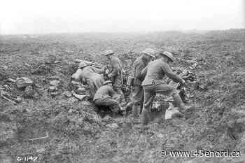 103e anniversaire de la bataille de la crête de Vimy - 45eNord.ca