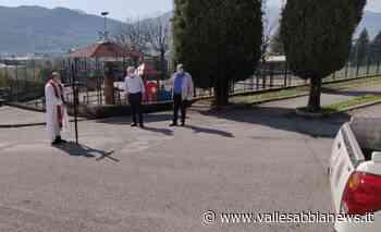 Vestone Bagolino Odolo Lavenone - In processione con la Croce - Valle Sabbia News