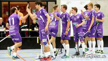 Floorball Thurgau nimmt einen neuen Anlauf Richtung NLA | St.Galler Tagblatt - St.Galler Tagblatt