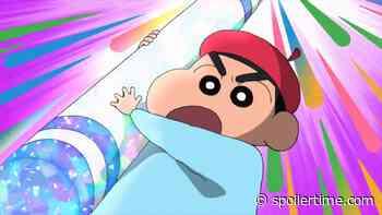 Eiga Crayon Shin-chan Gekitotsu! Rakuga Kingdom to Hobo Yonin no Yusha - It's Spoiler Time