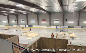 Plans to make Keewatin Memorial Arena an isolation centre during pandemic - Daily Miner and News