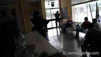 Comité de Emergencia de Nueva Palmira trabaja para que el Covid 19 no llegue a la ciudad - Carmelo Portal