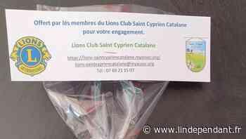 Le Lions club Saint-Cyprien se mobilise pour offrir les chocolats au corps médical - L'Indépendant
