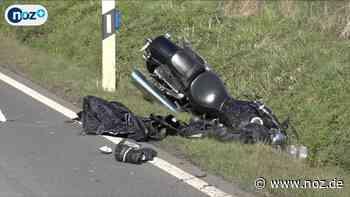 Motorradfahrer bei Unfall in Tecklenburg schwer verletzt - noz.de - Neue Osnabrücker Zeitung