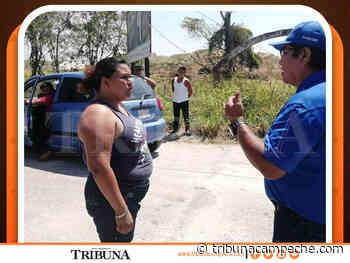Los obligan a regresar a Ciudad del Carmen - Tribuna Campeche