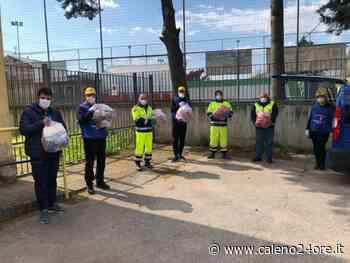 Covid19, a Pastorano arrivano i buoni spesa. La Protezione civile si sta occupando della consegna - Notizie On line dai comuni dell'Agro Caleno