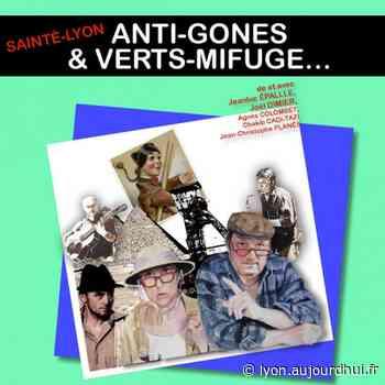 ANTI-GONES & VERTS-MIFUGE - L'AUTRE LIEU, La Ricamarie, 42150 - Le Parisien Etudiant